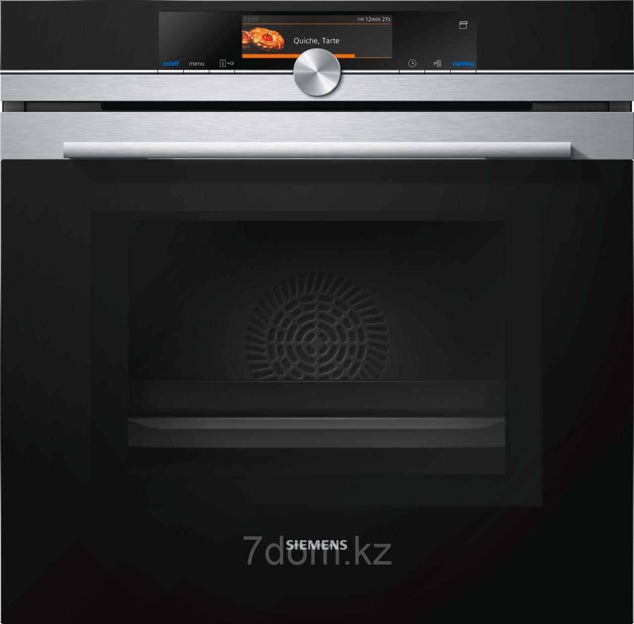 Встраиваемая духовка электр. Siemens HN 678 G4S6