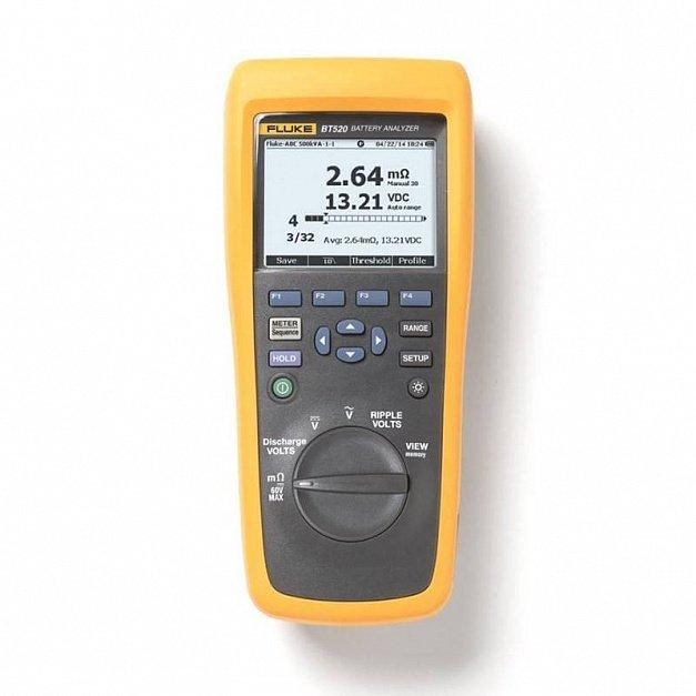 Анализатор батарей Fluke BT520