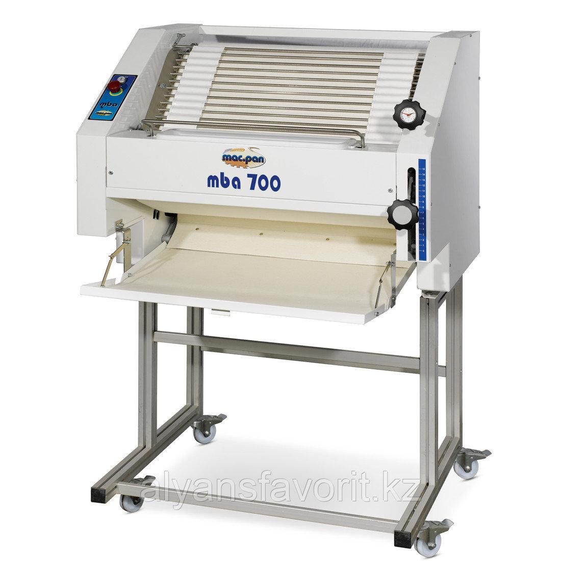 Тестозакаточная машина MAC.PAN MBA/2C