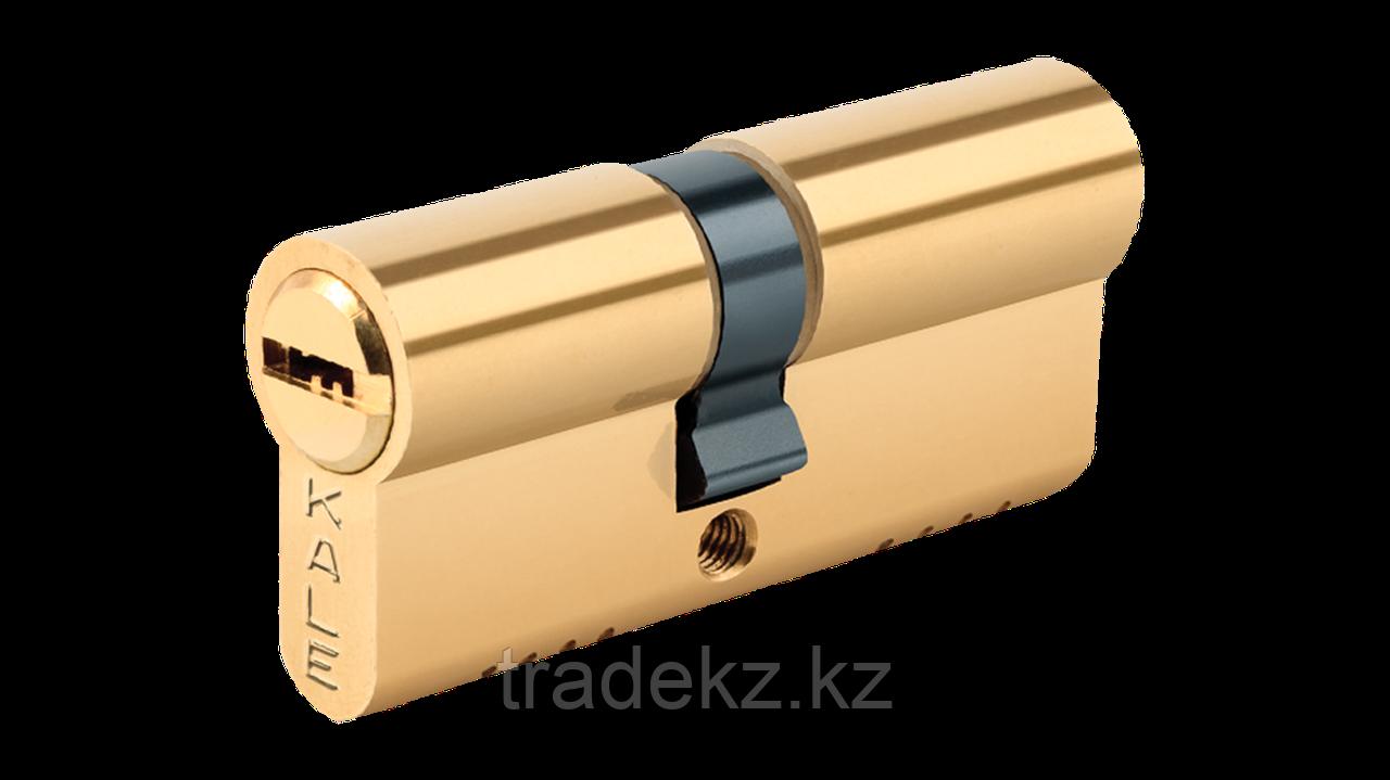 Цилиндр Kale Kilit 164/OBS BEZ (68) латунь, повышенной секретности, защита от бампинга (164OBSBEZ0004)