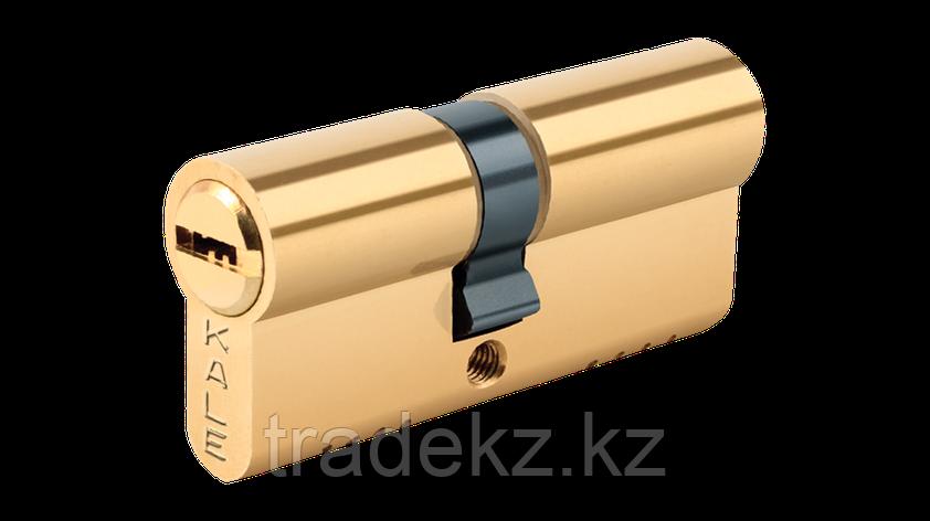 Цилиндр Kale Kilit 164/OBS BEZ (68) латунь, повышенной секретности, защита от бампинга (164OBSBEZ0004), фото 2