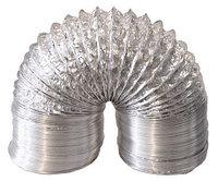 Гибкие фольгированные не изолированные воздуховоды круглого сечения д.254 мм