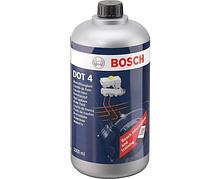 Тормозная жидкость BOSCH DOT4 1000ml.