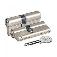 Цилиндр Kale Kilit 164/SN (90 )N 40+10+40, никель, 3 ключа (164SNC00049)