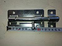 Задвижка дверная ЗД-01 оцинкованная