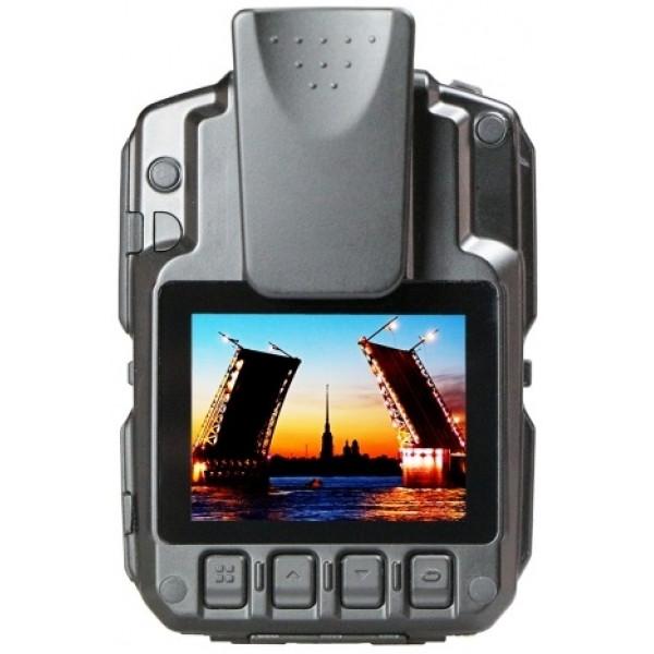 Носимый видеорегистратор персональный GPS КАРКАМ Комбат 2s