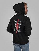 Худи черный - Rock n Roll