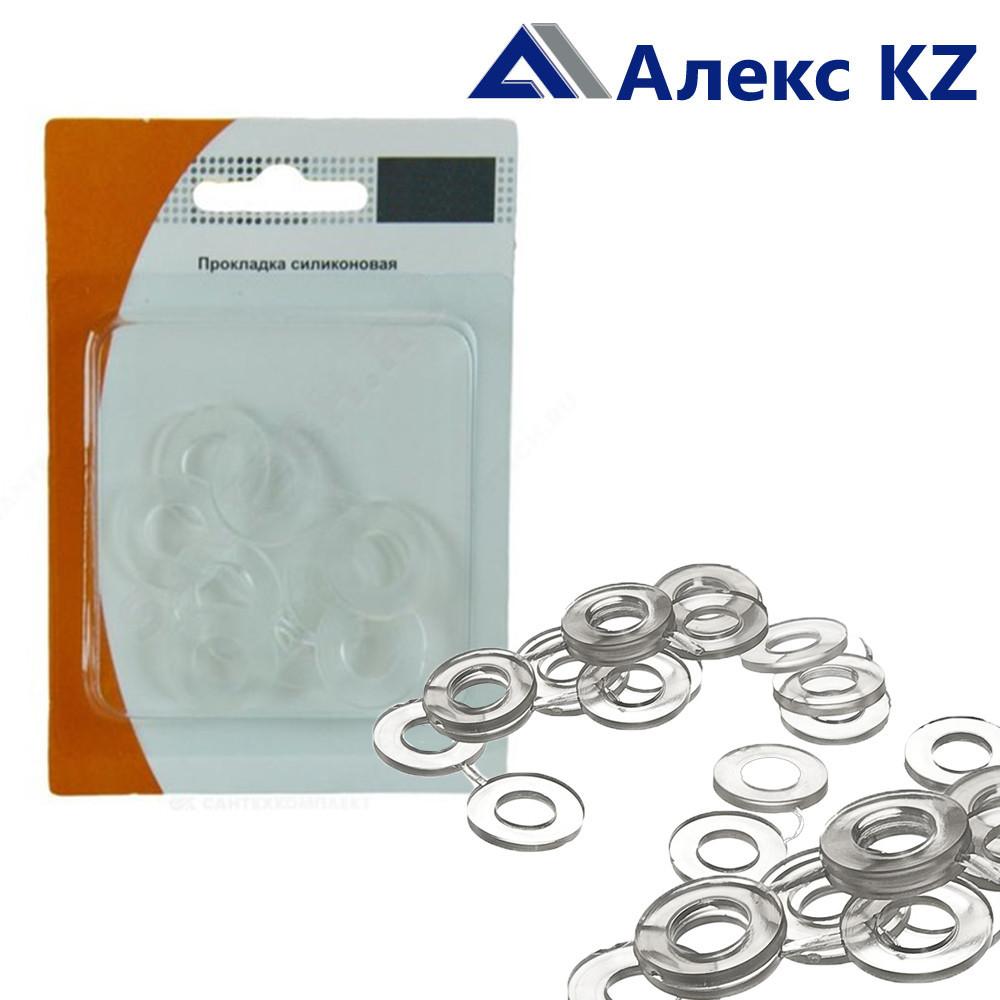Прокладка ТЭП блистер-10 шт d-25 (силикон) Симтек