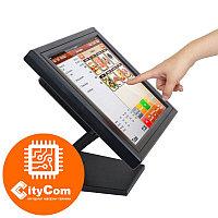"Сенсорный монитор CTX PV5951T (Touch screen monitor) 15"" дюймов Тач дисплей Black Арт.1385"
