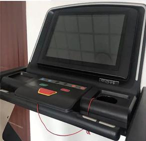 Профессиональная беговая дорожка KT-7600B LCD, фото 2
