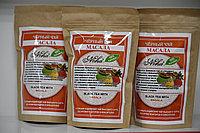 Листовой индийский черный чай масала