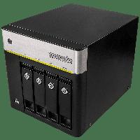 IP видеорегистратор Hikvision TRASSIR DuoStation AnyIP 24