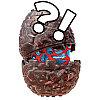 Mega Construx Breakout Beasts Выпусти зверя в яйцах со слаймом (в ассорт.), фото 5