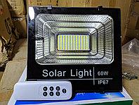 60 Вт прожектор на солнечной батарее (LED IP67)