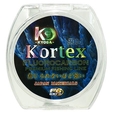 Kortex флюрокарбон d-0,16 мм, L-30 м., фото 2