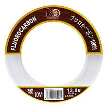 флюрокарбон d-0,6 мм, L-10 м.