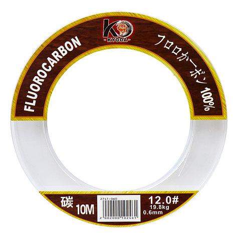 флюрокарбон d-0,6 мм, L-10 м., фото 2