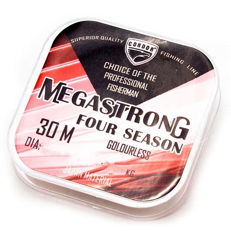 Megastrong Four Season d-0,14 мм, L-30 м,, фото 2