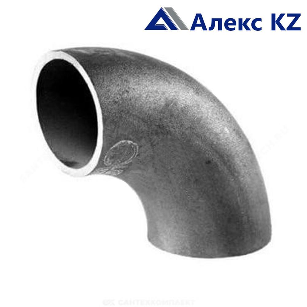 Отвод  сталь крутоизогнутый  Ду15*2,2 шовный