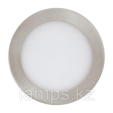 Встраиваемый светильник Eglo FUEVA 1, металл, пластик, фото 2