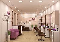 Дизайн, визуализация салонов красоты.