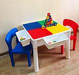 Детский столик со стульчиком, фото 7