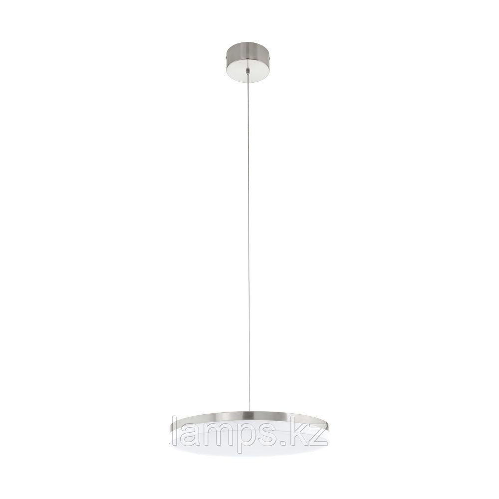 Светильник подвесной Eglo SORTINO-S, сталь, пластик