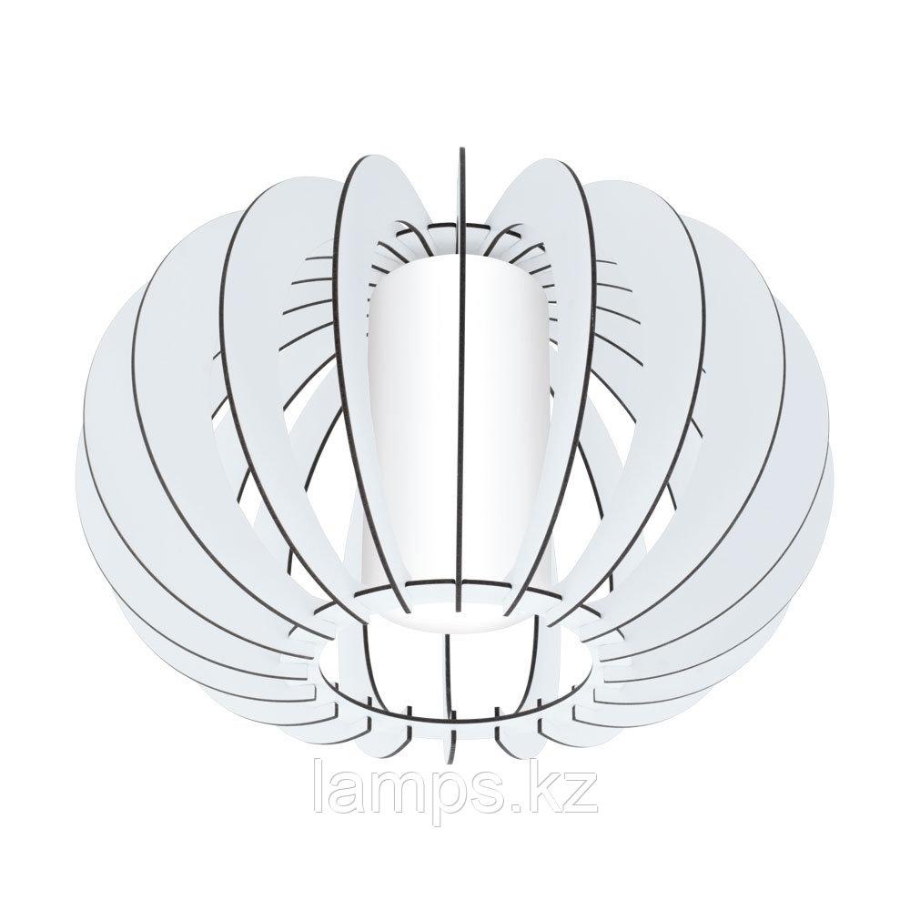 Светильник потолочный Eglo STELLATO 2, сталь, дерево, стекло