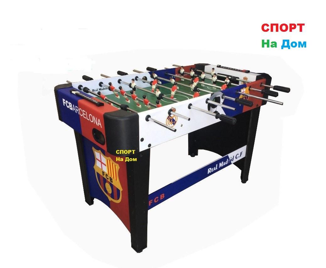 Игровой футбольный стол для кикера ( Габариты: 120 х 62 х 80 см)