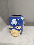 Кружка Капитан Америка, фото 2