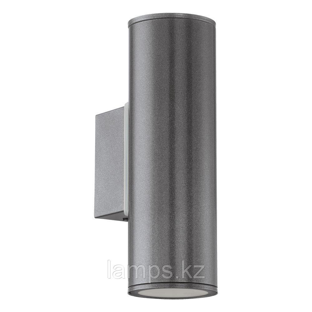 Светильник настенный Eglo  RIGA   GU10-LED  2x 3W