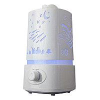 Ультразвуковой увлажнитель воздуха с подсветкой
