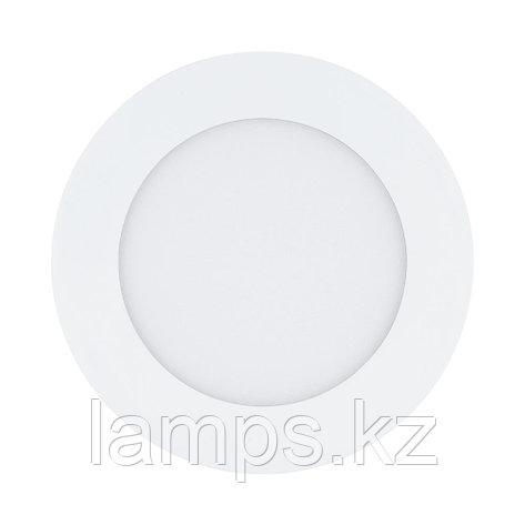 Светильник встраиваемый Eglo FUEVA 1/ LED 5,5W/3000K, фото 2
