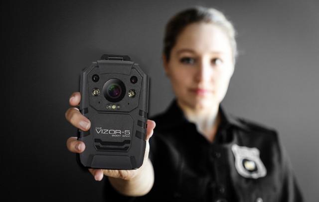 Носимый (персональный) нагрудный видеорегистратор VIZOR-5