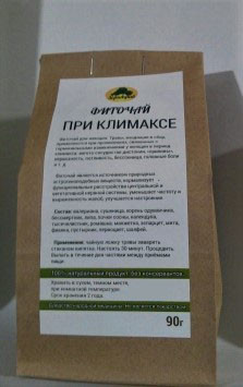 Фиточай При Климаксе, 90гр