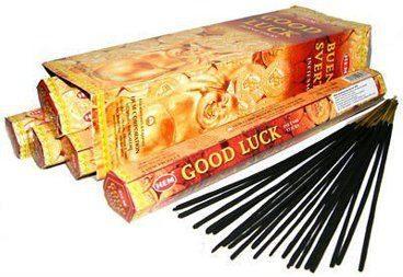 Благовония HEM, Пожелание удачи «GOOD LUCK»
