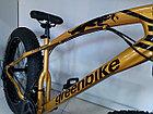 Велосипед Фэтбайк GreenBike. Толстые колеса. Fatbike, фото 5