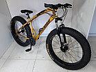 Велосипед Фэтбайк GreenBike. Толстые колеса. Fatbike, фото 7