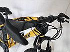 Велосипед Фэтбайк GreenBike. Толстые колеса. Fatbike, фото 6