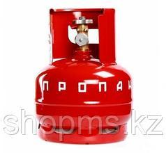 Баллон газовый 4-5-2,2- В 5л. Н3 74.00.00-05 (с ВБ 2)