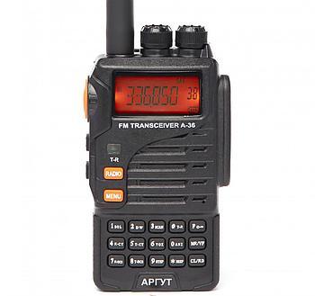 Портативная радиостанция АРГУТ А-36