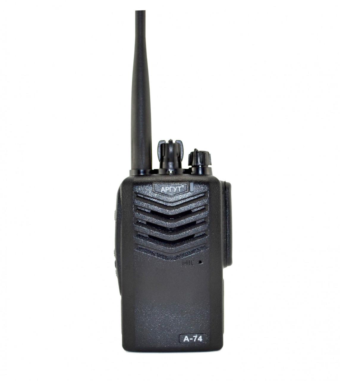 Портативная радиостанция АРГУТ А-74 DMR