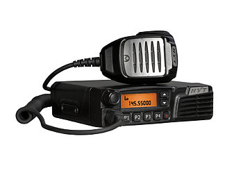 Автомобильная радиостанция HYT TM-610