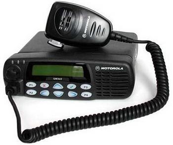 Автомобильная радиостанция Motorola GM360 25-60 Вт