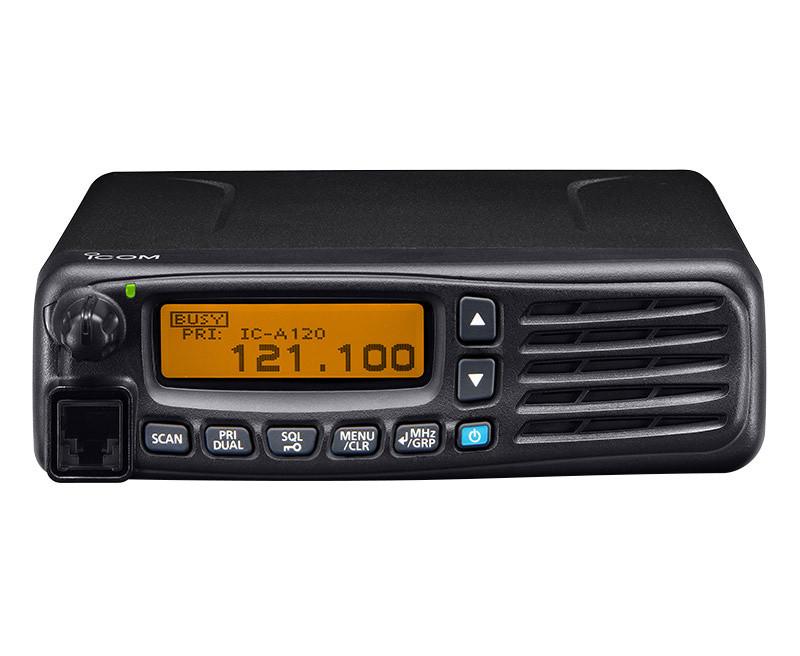 Автомобильная радиостанция ICOM IC-A120
