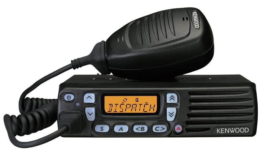 Автомобильная радиостанция Kenwood TK-7160