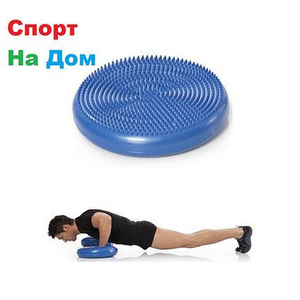 Балансировочная массажная подушка (цвет серый), фото 2