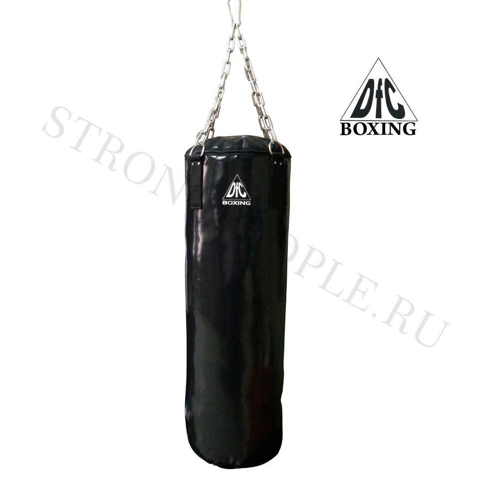 Боксерский мешок DFC HBPV3.1 (цвет в ассортименте) (Черный)