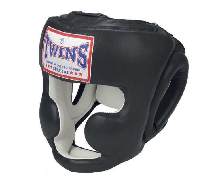 Шлем боксерский Twins HGL-6 для муай-тай размер M