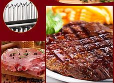 Приспособление для отбивания мяса Meat Tenderizer, фото 3